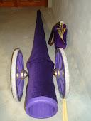 Bocina Hermanada Nuestro Padre Jesús Nazareno, Calzada de Calatrava