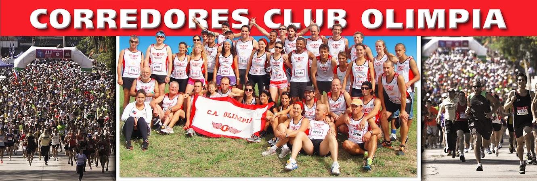 CORREDORES CLUB OLIMPIA