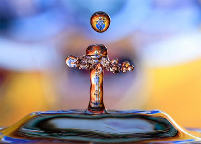 Water Drops Photo Collection