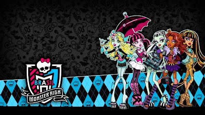 Monster high brasil