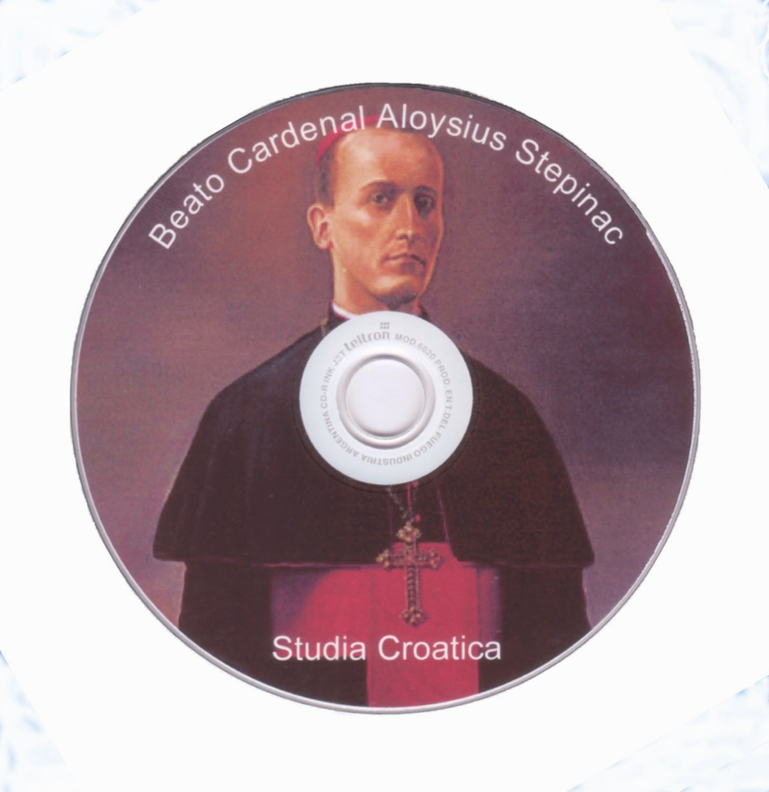 Aloysius Stepinac CD-ROM