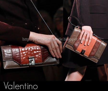 малки чанти пачурк Valentino
