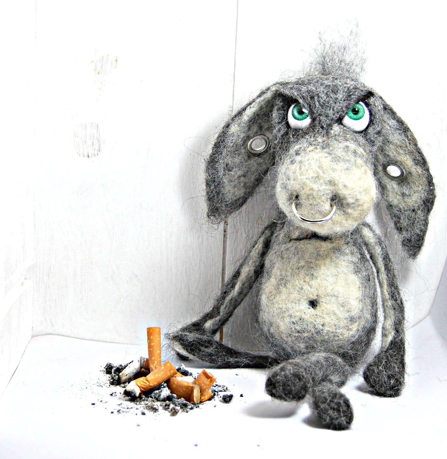 Nichtraucher für den Moment