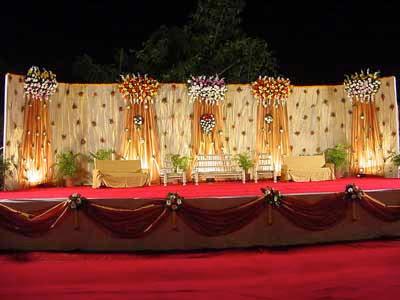 Hall Dhanraj Decorators Mulund Kalidas Open Ground Lawns Wedding