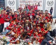 O título mais recente: Carioca 2014