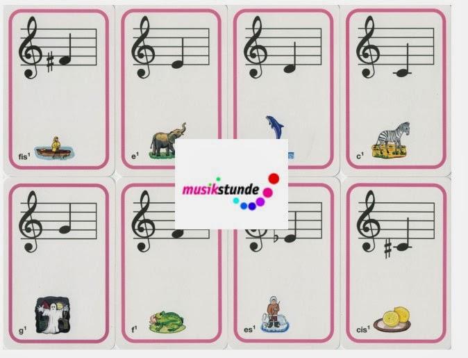 Juegos Musicales: Materiales imprimibles para la clase de música