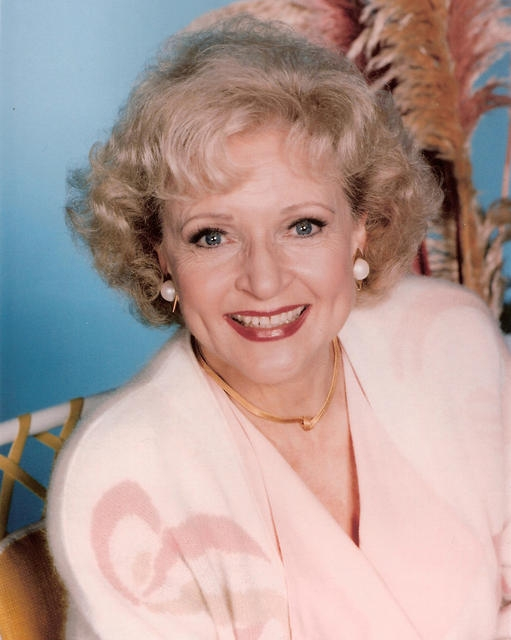 Betty White Ludden Born January Better Known As Is