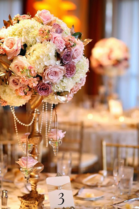 rustic brown Blush and Gold Wedding Theme