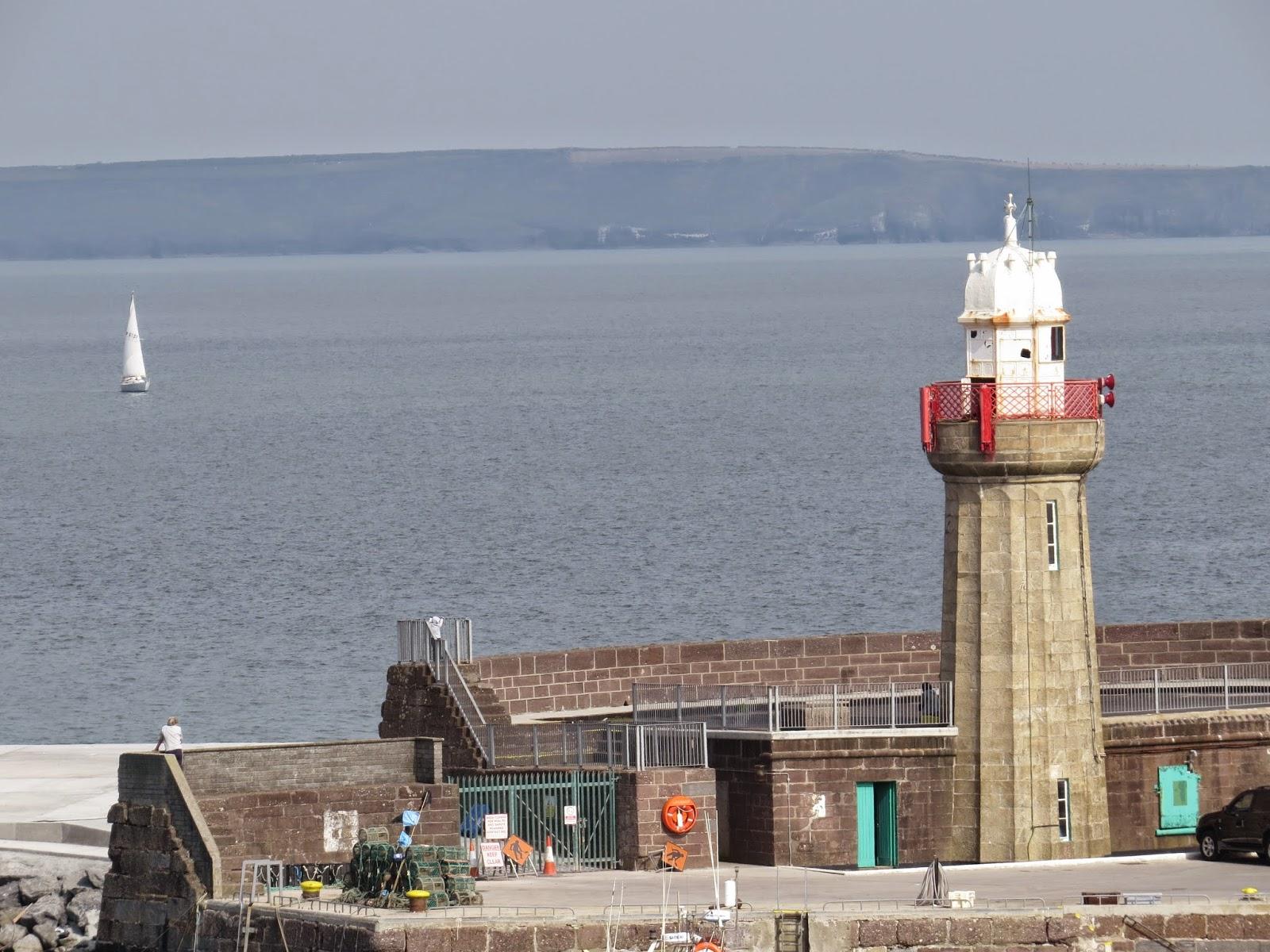 ireland lighthouses a photo essay