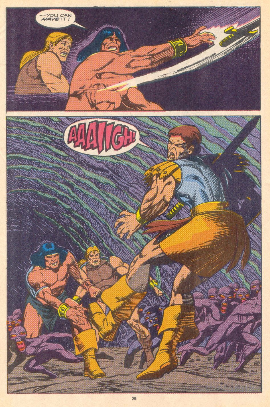 Conan the Barbarian (1970) Issue #228 #240 - English 22