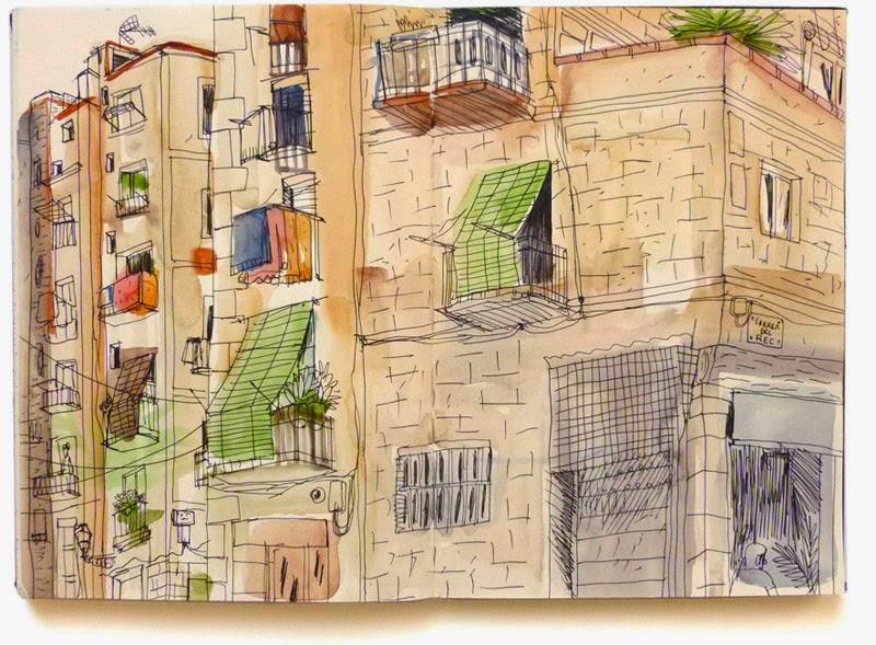 Sustituye las fotos de tus vacaciones por unos Sketchbooks