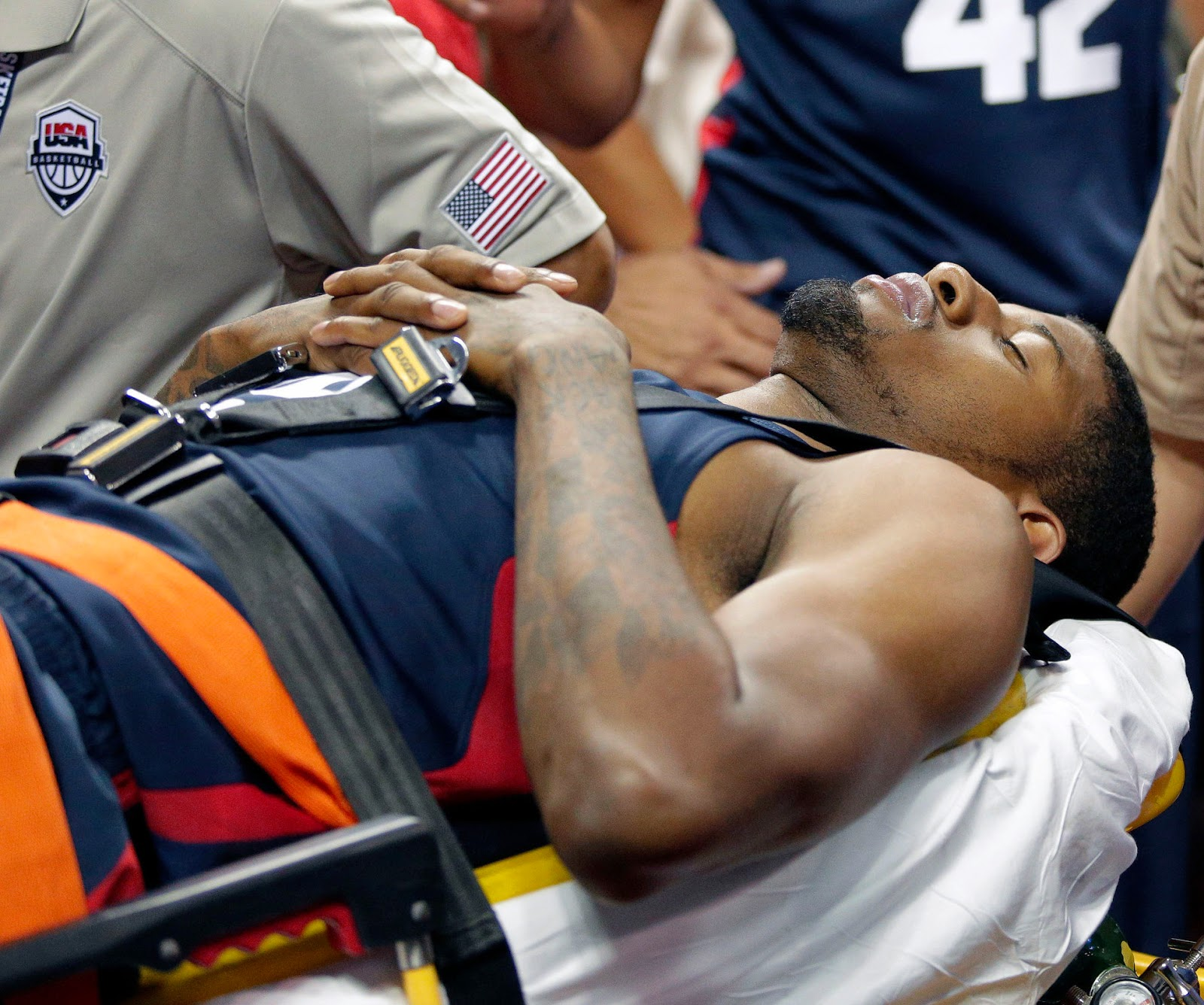 Onbloggers: Paul George's Injury Fuels Concerns in N.B.A ...