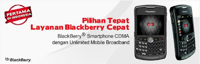 paket layanan blackberry smart cdma