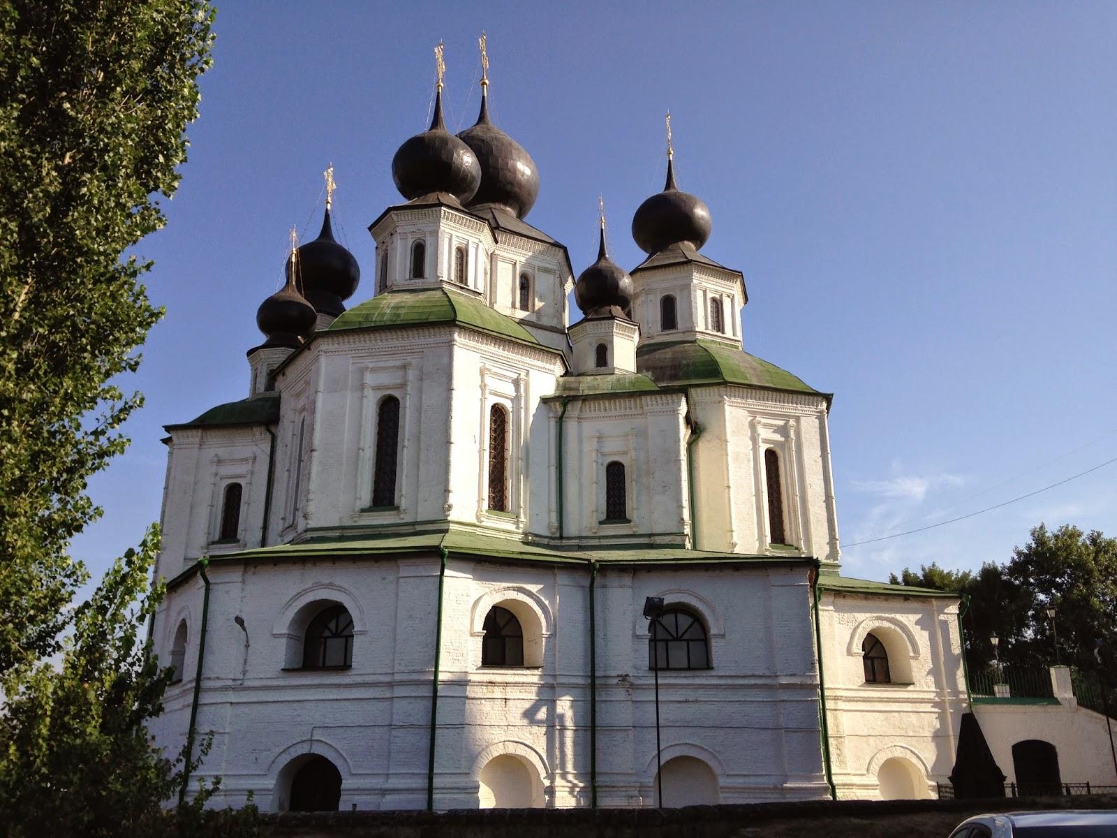 Voiskovii-Sobor