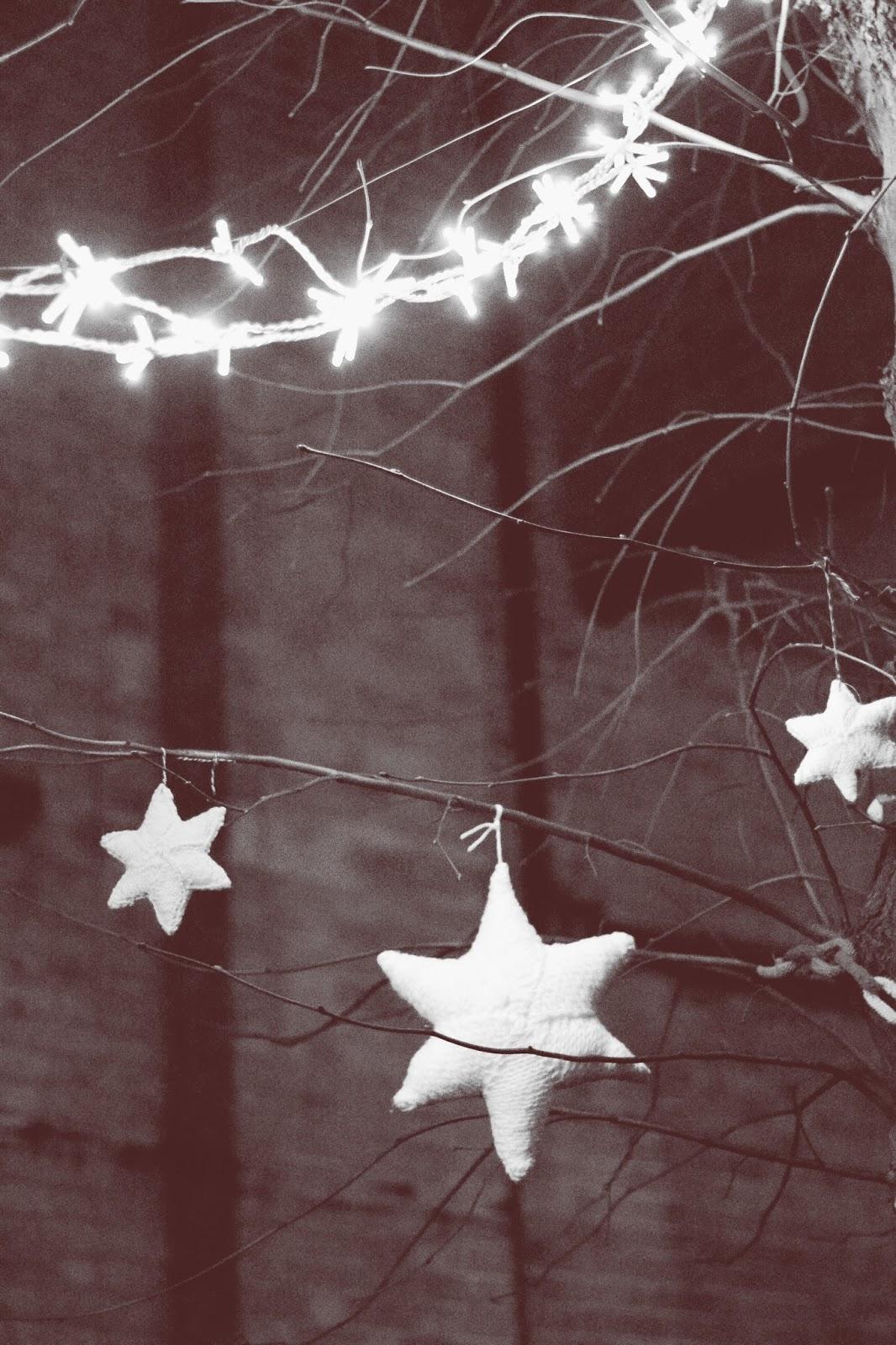 Belper Christmas Lights, Star