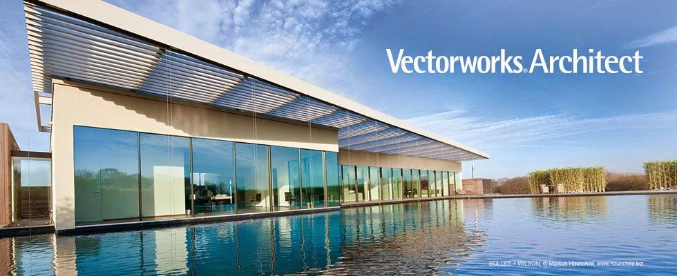 Software Desain Rumah Vectorworks Architecture