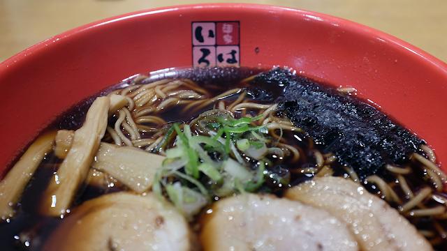 Neil Writes About Ramen Iroha's Tokyo Ramen Show winning Ramen Offerings Toyama Black Soy Sauce Ramen