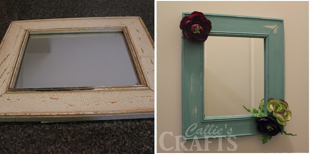 CeCe Caldwell, Destin Gulf Green, Chalk Paint, Mirror