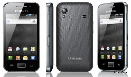 Samsung Galaxy Ace GT S5830
