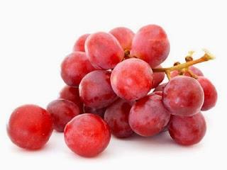 Manfaat Buah Anggur Merah