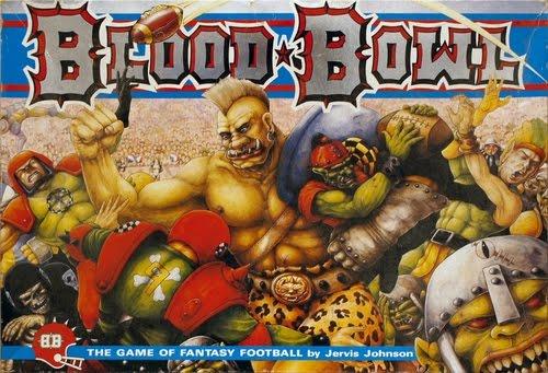 Orc Team Build Blood Bowl