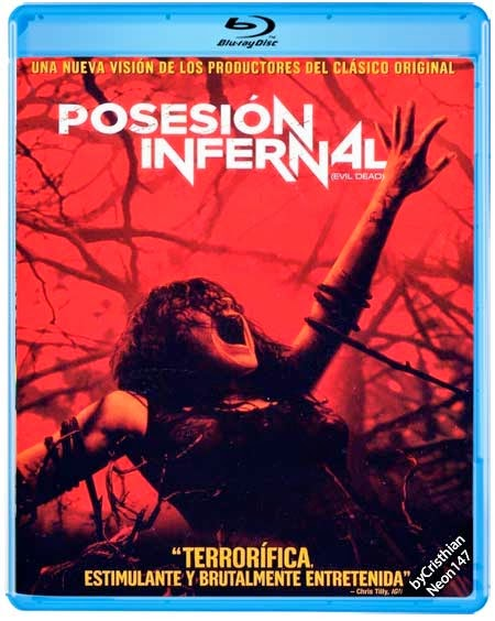 Posesión infernal (Español Latino) (Full HD 1080p BRrip) (AC3 5.1) (2014)