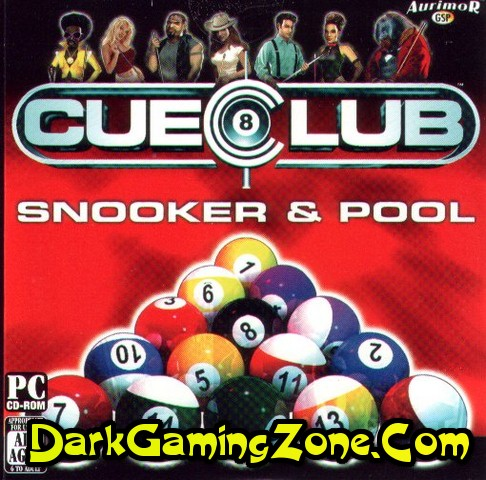 (PC Game) -POOL GAME - Cue Club (full version).exe