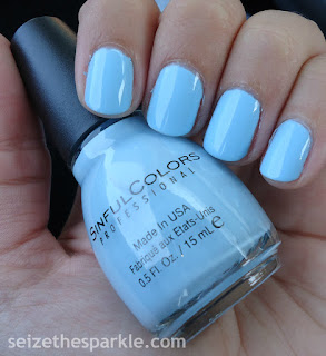SinfulColors Bright Lucite