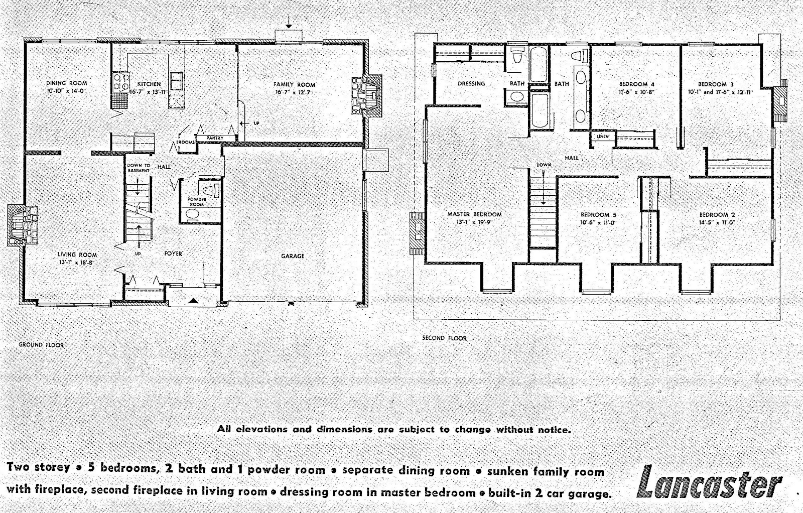 Mid century modern and 1970s era ottawa dormers Dormer floor plans