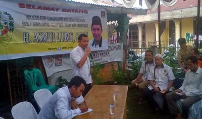 Dalam Reses I Anggota DPRD Medan F-PKS, Warga Keluhkan Mahalnya Akta Nikah
