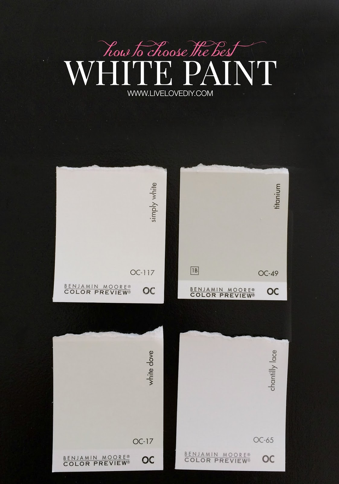 How to choose a paint color 10 tips to help you decide for How to pick paint colors