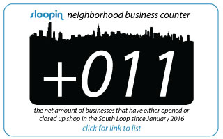 Sloopin 2016 Business Counter