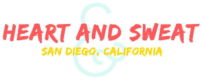 Heart and Sweat | San Diego Fitness Community