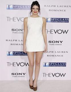 "Foto de Kendall Jenner a su llegada a Premiere ""The Vow"" Los Angeles"