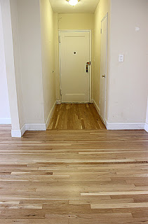 Dustless Hardwood Floor Sanding, NYC