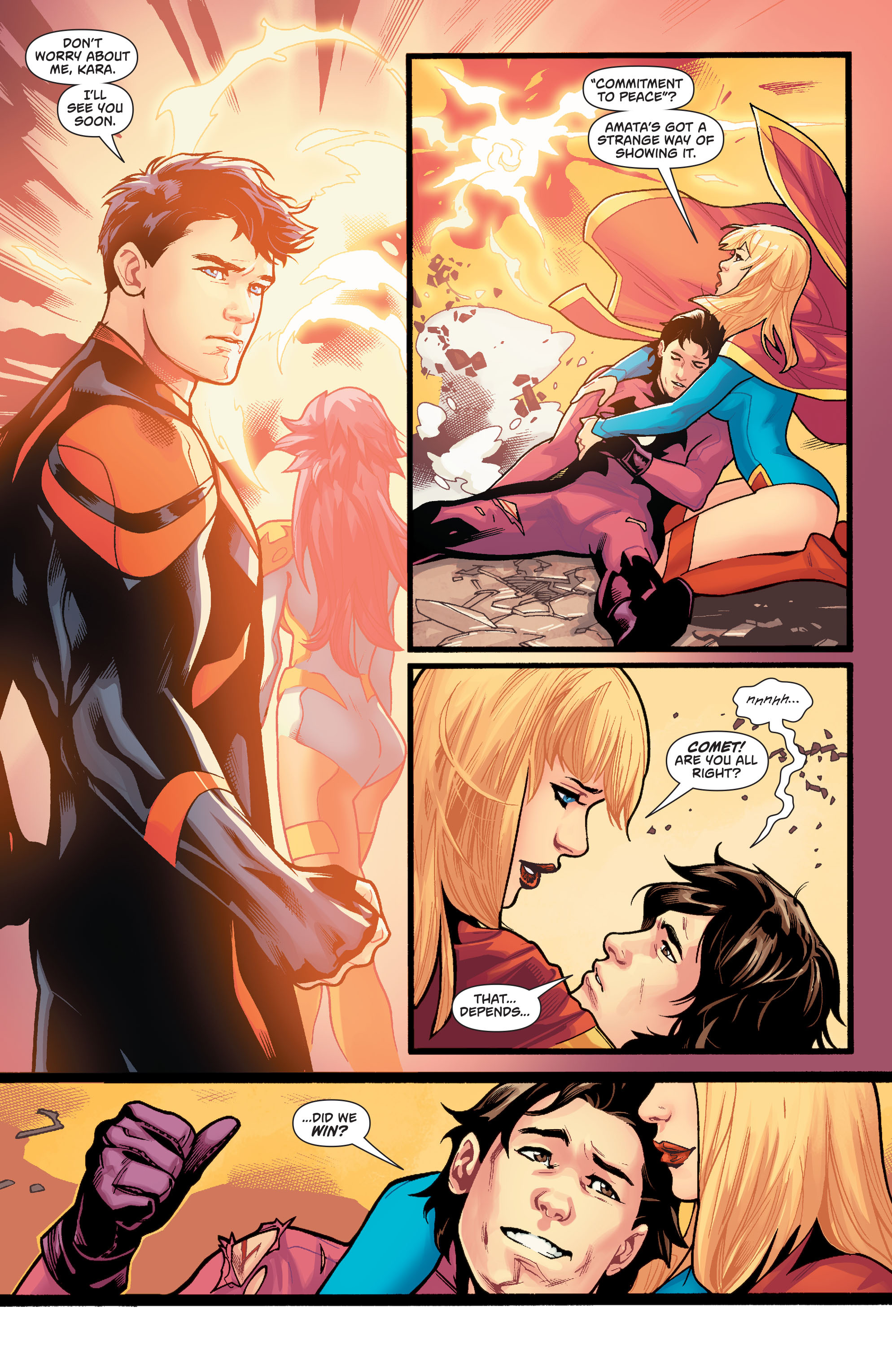 Supergirl (2011) Issue #39 #41 - English 6