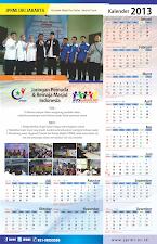 KALENDER 2013 JPRMI DKI JAKARTA