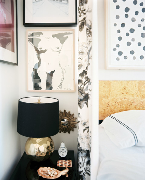 Lonny's Editor in Chief Michelle Adams' Bedroom