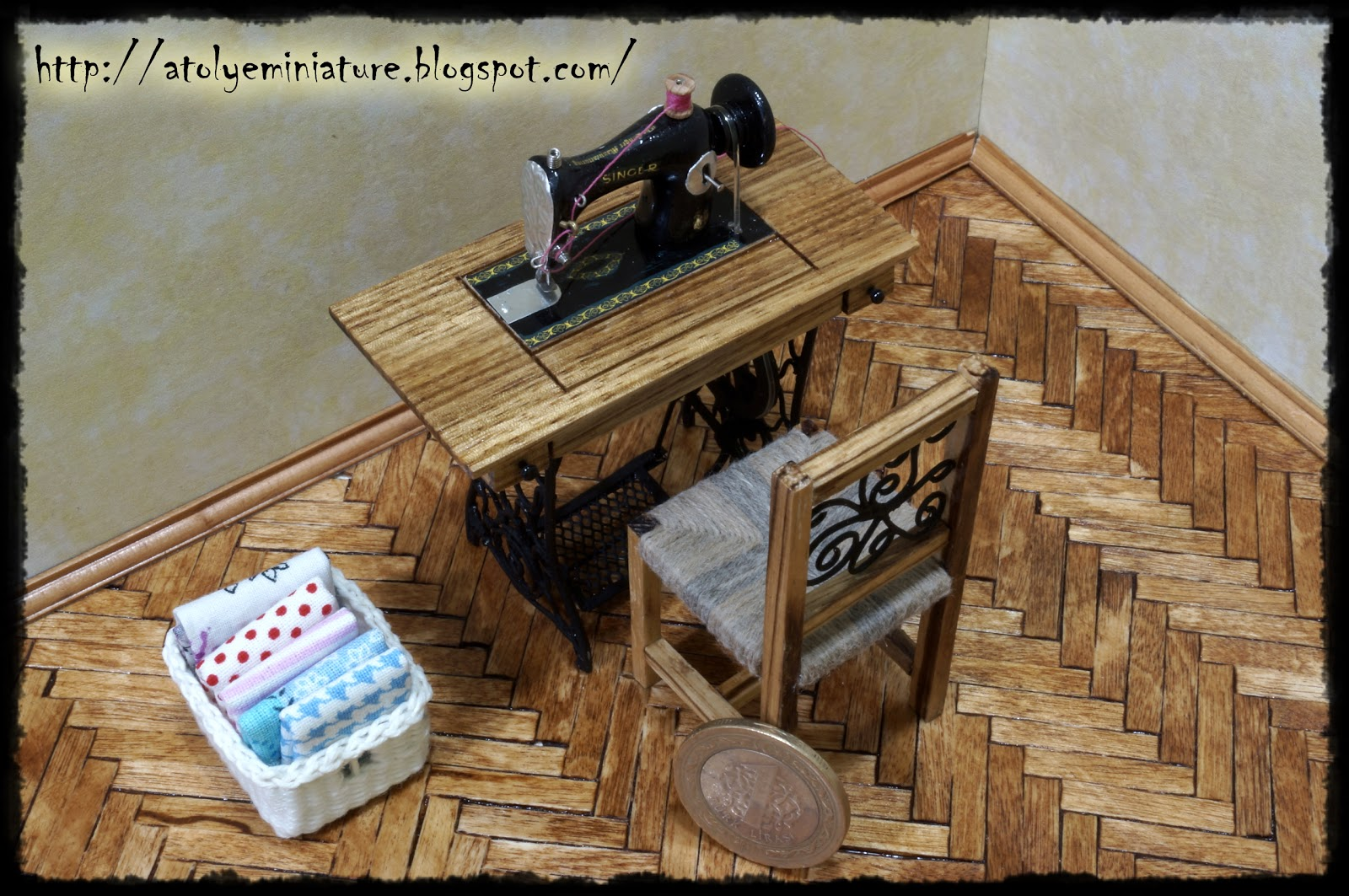 1:12 sewing machine