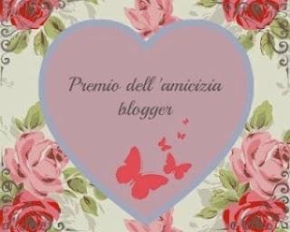 The Friendship Blogger Award