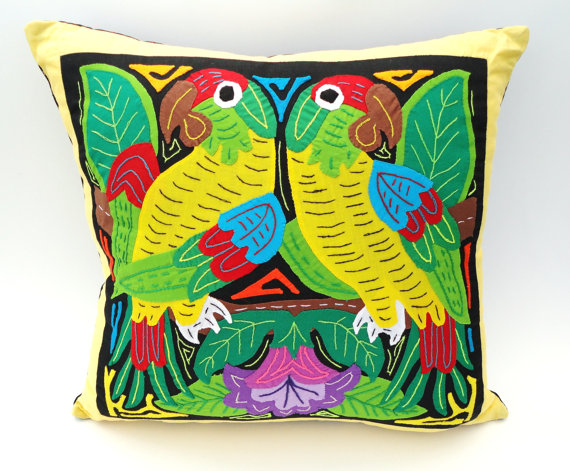 Embark Animal Pillow : The Tote Trove: Etsy Favorites - It s a Jungle Out There