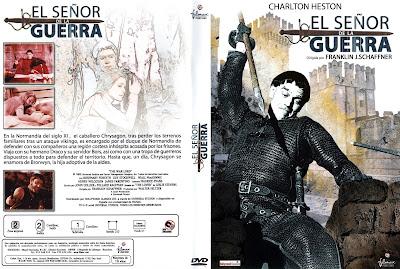El Señor de la Guerra (1965) | Cine clásico | Caratula