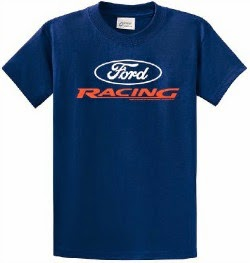 Men's Ford Racing logo T-shirt