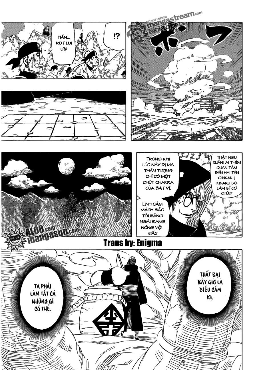 Naruto chap 537 Trang 13 - Mangak.info