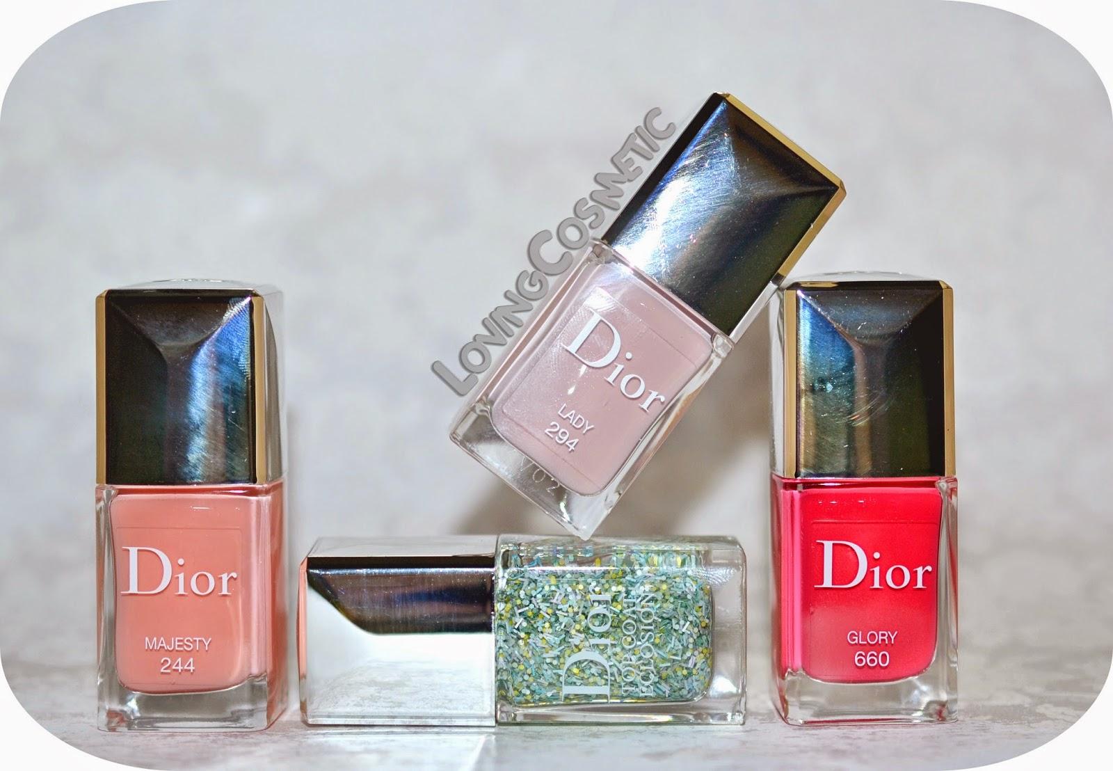 Kingdom of colors dior coleccion primavera 2015 dior vernis esmalte uñas