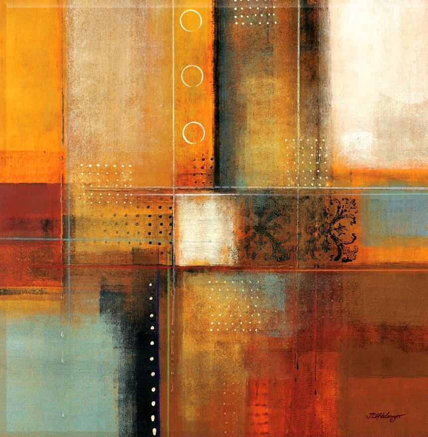 Cuadros pinturas oleos arte abstracto moderno for Pinturas para decorar