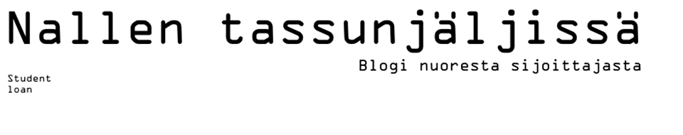 Nallen Tassunjäljissä - Sijoitusblogi