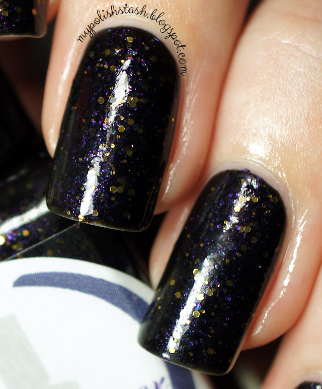 Cadillacquer indie polish Fireflies