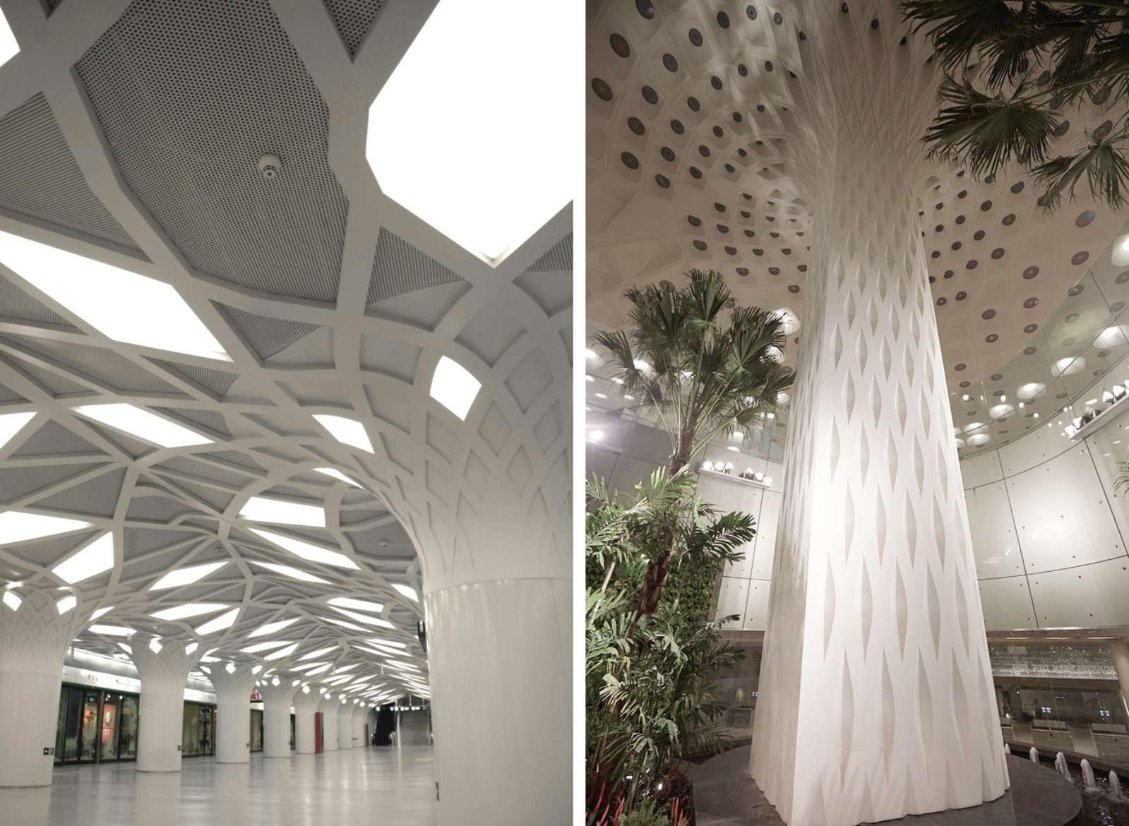 Architecture Now And The Future Open The Chhatrapati