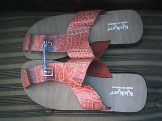 sandal buat santai